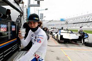 #96 Turner Motorsport BMW M6 GT3, GTD: Colton Herta,
