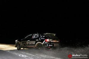 Kajetan Kajetanowicz, Subaru Impreza WRX STI