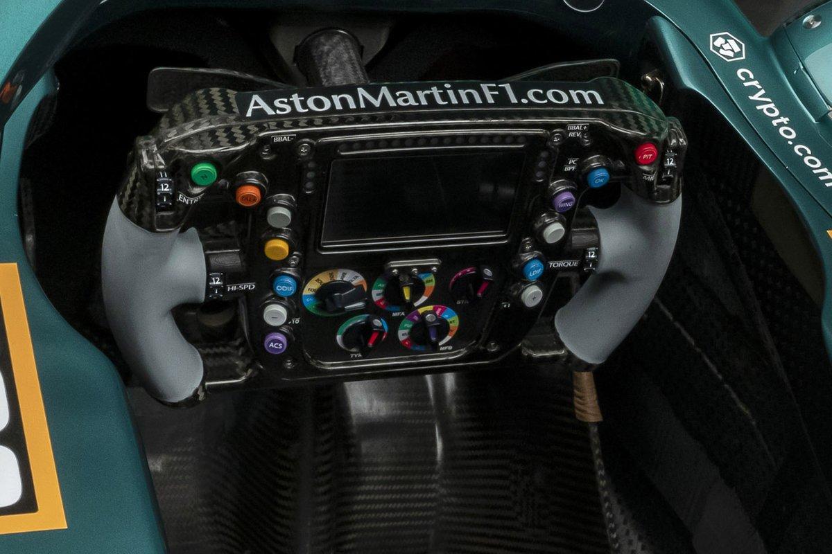 Aston Martin AMR21 dettagli