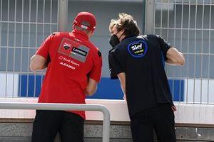Jack Miller, Ducati Team, Luca Marini, Esponsorama Racing