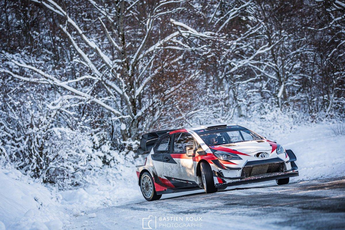 Kalle Rovanpera, Jonne Halttunen, Toyoya Yaris WRC