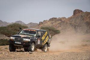 #217 Th-Trucks Toyota: Sturlese Pere Barrios, Maria Helena Tarruell Tibau