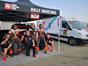 #438 Buggy Masters Team: Ricardo Ramilo, Xavi Blanco