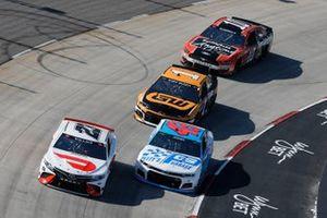 Bubba Wallace, 23XI Racing, Toyota Camry DoorDash, Erik Jones, Richard Petty Motorsports, Chevrolet Camaro Petty's Garage