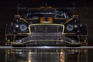 Bentley Continental GT3 para Pikes Peak