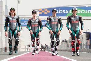 Darryn Binder, John McPhee, Xavi Vierge, Jake Dixon, Petronas Sprinta Racing