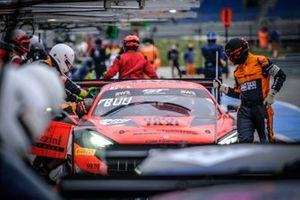 #100 GetSpeed Performance Mercedes-AMG GT3: Yelmer Buurman, Fabian Schiller, Alessio Lorandi
