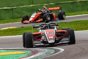 Rodriguez Ian F3 Tatuus 318 A.R. #45, DR Formula Curv Motorsport