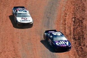 Alex Bowman, Hendrick Motorsports, Chevrolet Camaro Ally and William Byron, Hendrick Motorsports, Chevrolet Camaro Liberty University