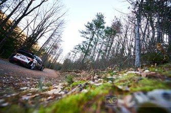 Elfyn Evans, Scott Martin, Toyota Yaris WRC