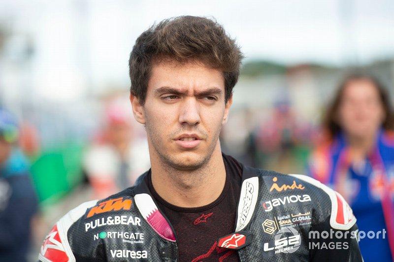 Xavier Cardelus, Angel Nieto Team