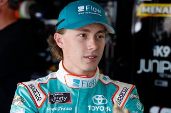 Brandon Jones, Joe Gibbs Racing, Toyota Supra Flow