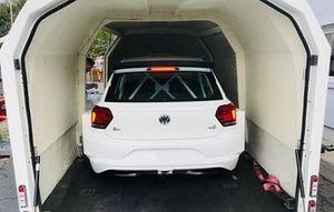Volkswagen Polo R5, Rallytechnology