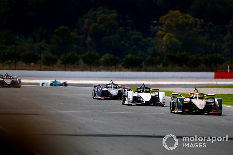 Jean-Eric Vergne, DS TECHEETAH, DS E-Tense FE20, Andre Lotterer, Tag Heuer Porsche, Porsche 99x Electric, Sam Bird, Envision Virgin Racing, Audi e-tron FE06