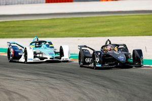 Nico Müller, Dragon Racing, Penske EV-4 Oliver Turvey, NIO 333, NIO FE-005