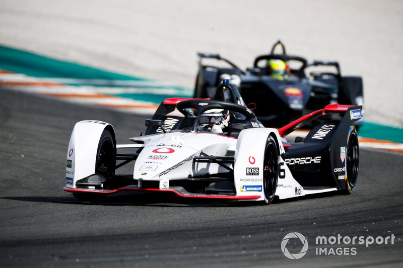 Andre Lotterer, Tag Heuer Porsche, Porsche 99x Electric Oliver Rowland, Nissan e.Dams, Nissan IMO2