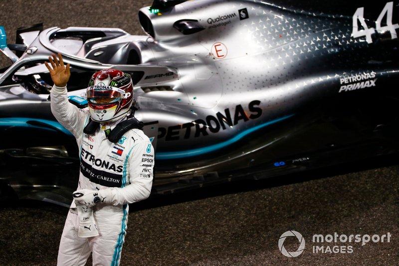 Títulos mundiales de pilotos: 5