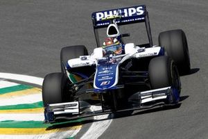 Nico Hulkenberg, Williams FW32
