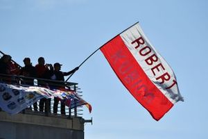 Fans of Robert Kubica, Alfa Romeo