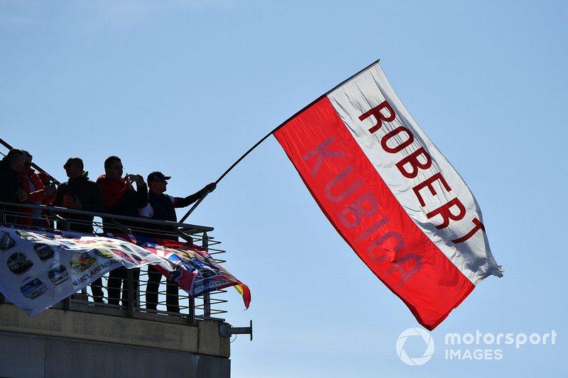 Fan di Robert Kubica, Alfa Romeo