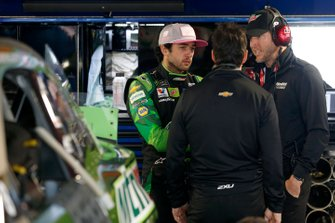 Chase Elliott, Hendrick Motorsports, mit Alan Gustafson