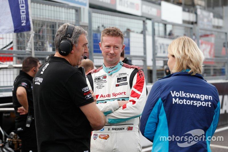 Гордон Шедден, Leopard Racing Team Audi Sport