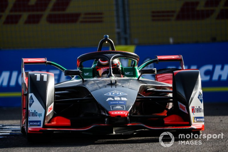 Mattia Drudi, Rookie Test Driver per Audi Sport ABT Schaeffler, Audi e-tron FE06