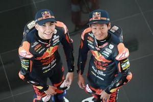 Raul Fernandez, Kato Kaito Toba, Red Bull KTM Ajo