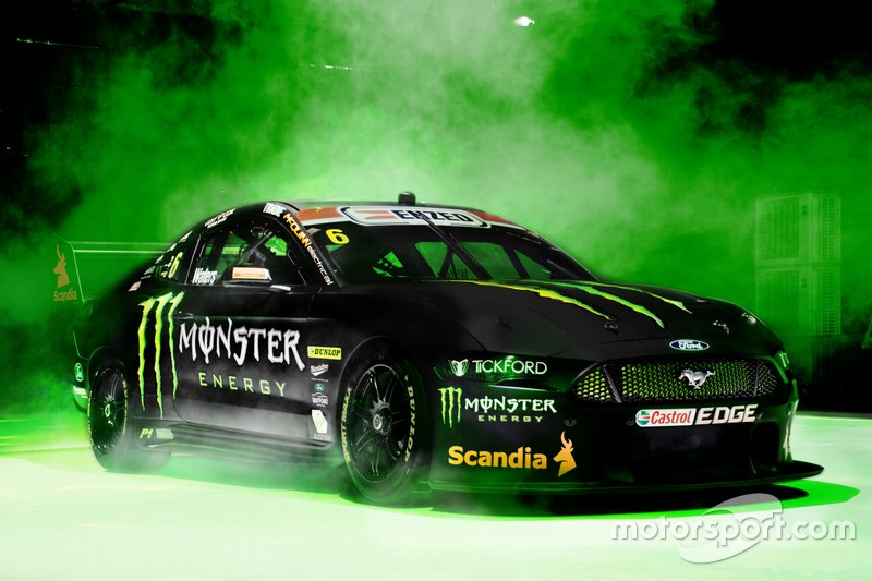 Cameron Waters, #6 Tickford Racing Ford Mustang