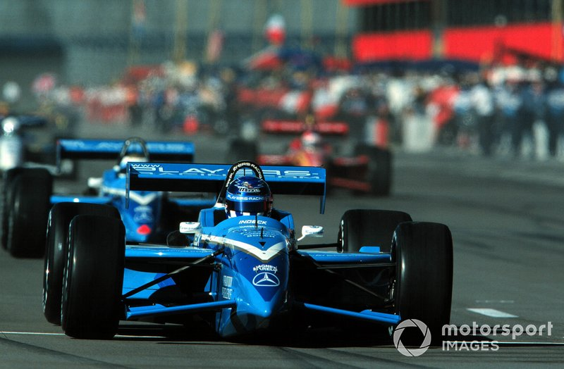 Greg Moore, Forsythe Racing
