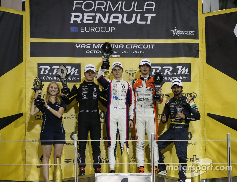 Victor Martins, MP Motorsport, Oscar Piastri, Arden, Lorenzo Colombo, JD motorsports, Kush Maini, M2 Competition