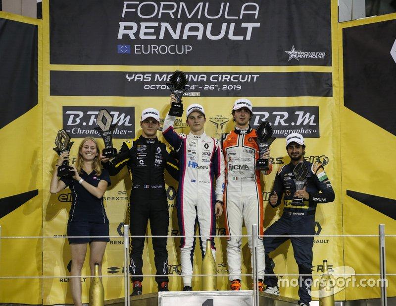 Victor Martins, MP Motorsport, Oscar Piastri, Arden, Lorenzo Colombo, JD motorsports, Kush Maini, M2 Competition