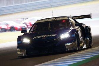 #17 Keihin Real Racing Honda NSX-GT: Koudai Tsukakoshi, Bertrand Baguette