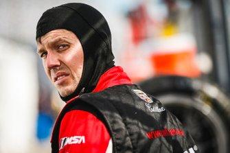 Whelen Engineering Racing crew member