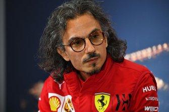 Laurent Mekies, Director Deportivo de Ferrari
