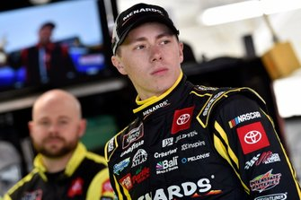 Brandon Jones, Joe Gibbs Racing, Toyota Supra Menards Jeld-Wen