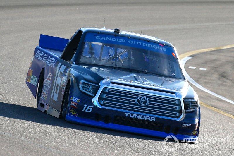Austin Hill, Hattori Racing Enterprises, Toyota Tundra AISIN Group