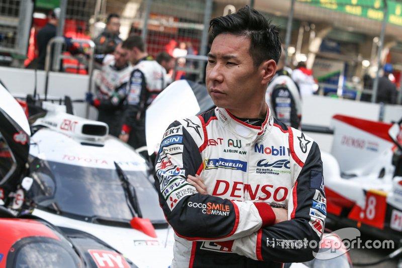 #7 Toyota Gazoo Racing Toyota TS050 - Hybrid: Kamui Kobayashi