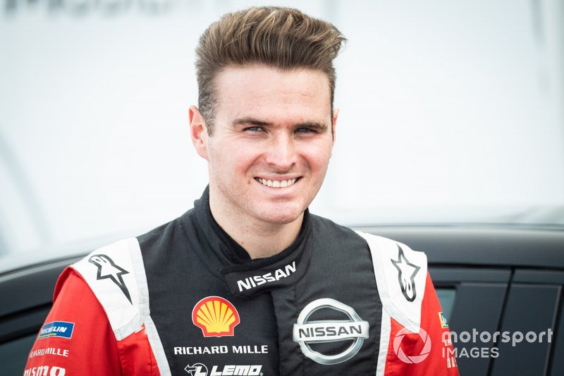 Oliver Rowland, Nissan e.Dams
