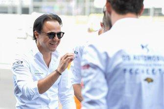 Felipe Massa, Venturi