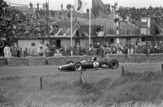 Jim Clark, Lotus 49 Ford, al GP d'Olanda del 1967