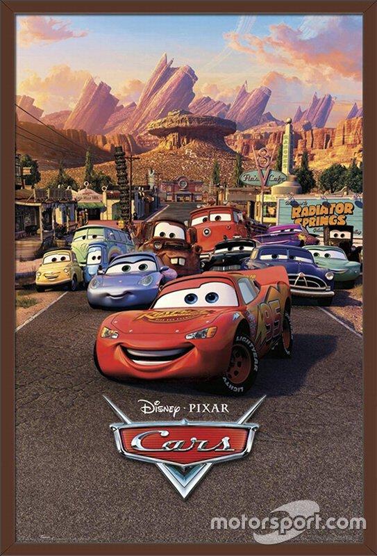 Carros (Cars, 2006)