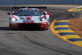#67 Ford Chip Ganassi Racing Ford GT: Ryan Briscoe, Richard Westbrook, Scott Dixon