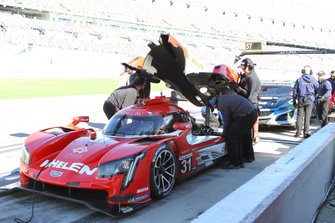 #31 Whelen Engineering Racing Cadillac DPi: Pipo Derani, Filipe Albuquerque, Mike Conway