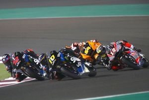 Marco Bezzecchi, Sky Racing Team VR46, Luca Marini, Sky Racing Team VR46