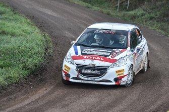 """""""Barone Jr"""", Simona Righetti, Peugeot 208"""
