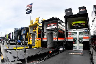 Ryan Blaney, Team Penske, Ford Mustang Menards/Richmond hauler