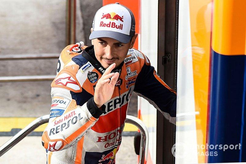 #4 Jorge Lorenzo, ex-MotoGP: cerca de 7,680,198