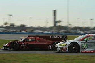 #55 Mazda Team Joest Mazda DPi: Jonathan Bomarito, Harry Tincknell, Ryan Hunter-Reay
