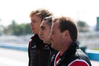 Brendon Hartley, Dragon Racing, Sébastien Buemi, Nissan e.Dams